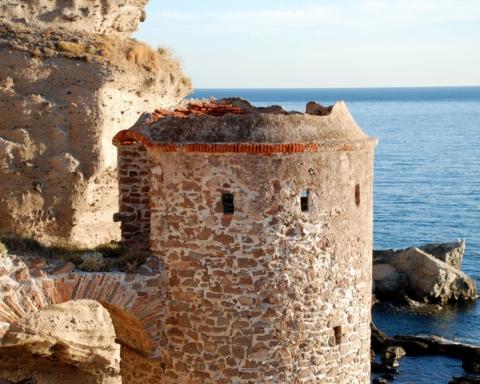 Isola di Capraia - Torretta del Bagno