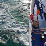 Porto di Livorno - Nave al largo