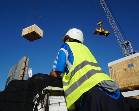 Porto Livorno; project cargo