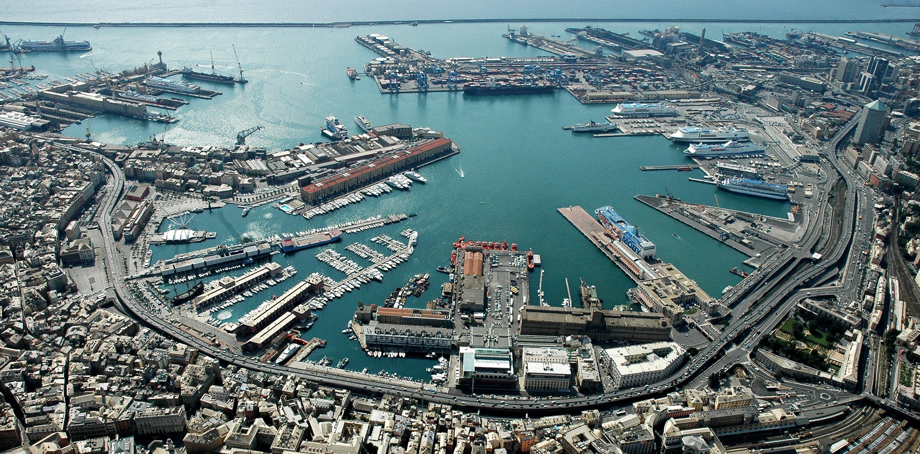 Il primato del porto di Genova - PortNews